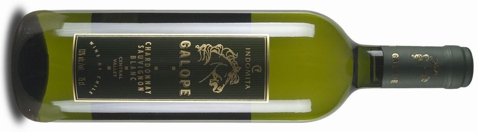 Indomita Galope Chardonnay Sauvignon Blanc 2014