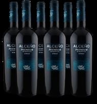 Alceño Premium Syrah Blue Label 2012