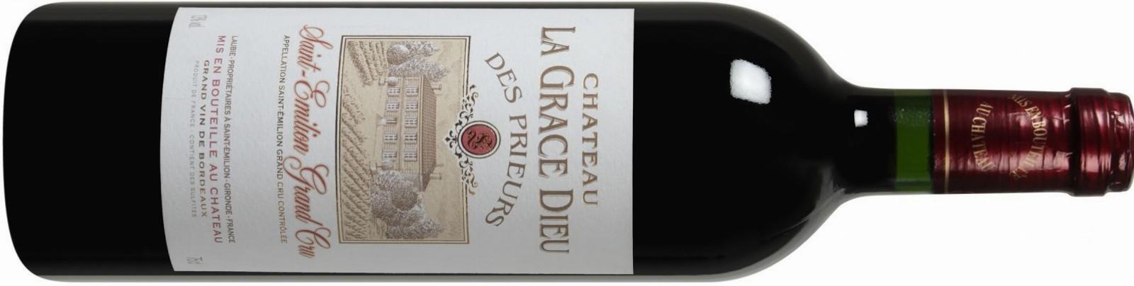 Château La Grace Dieu des Prieurs Grand Cru 2006