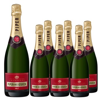 Piper-Heidsieck Champagner