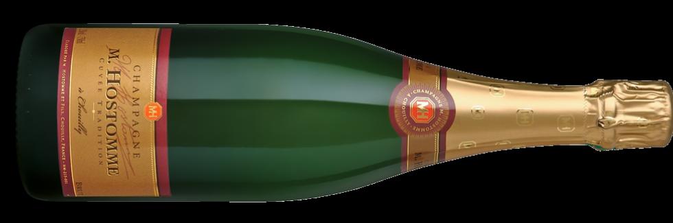 M. Hostomme Cuvée Tradition Brut