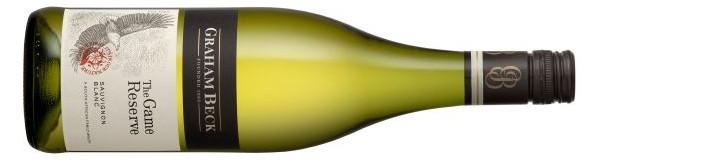 Graham Beck Game Reserve Sauvignon Blanc 2012
