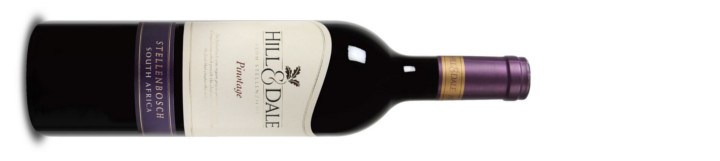 Hill & Dale Pinotage 2012