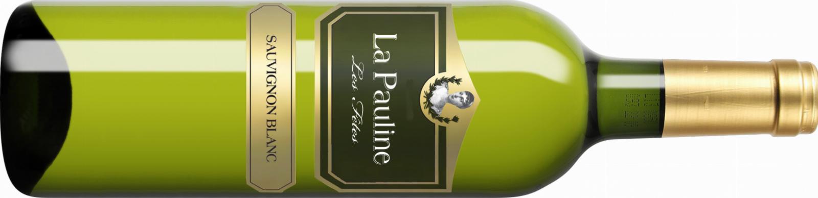 La Pauline Les Fêtes Sauvignon Blanc 2014