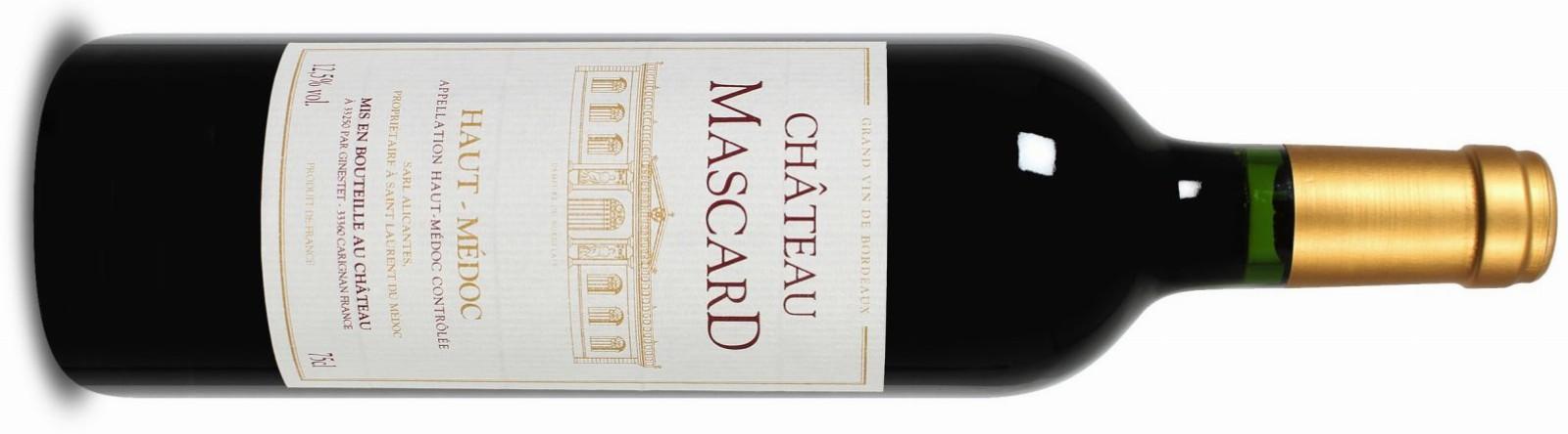 Château Mascard 2010
