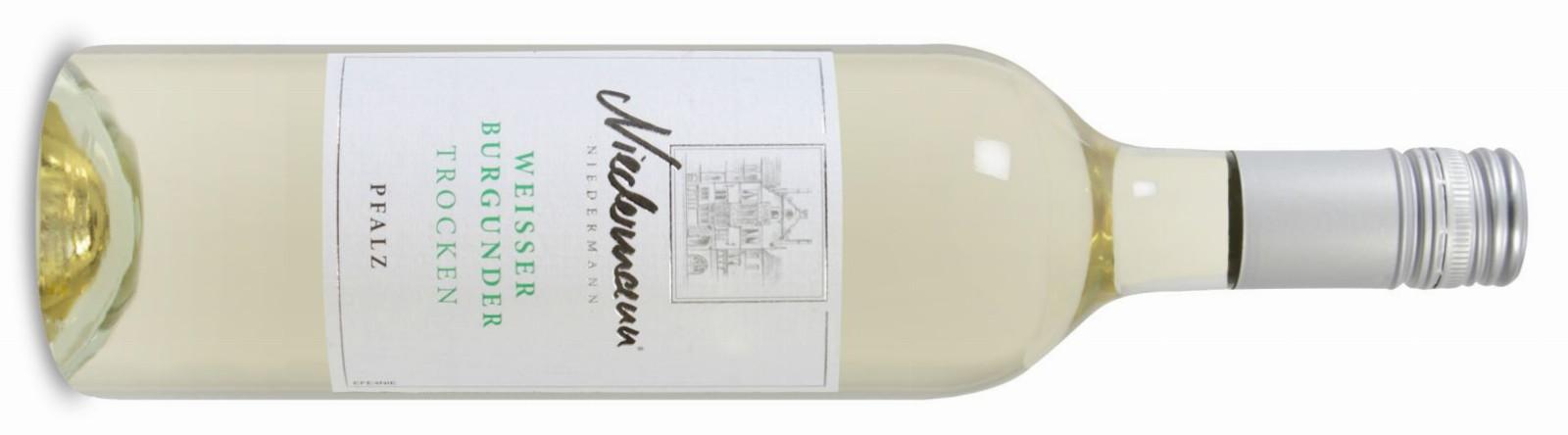 Niedermann Weisser Burgunder