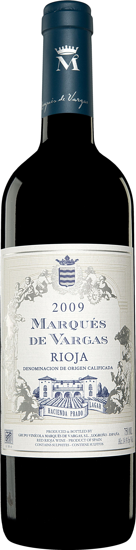 Marques de Vargas Reserva 2009 jetzt günstig kaufen!