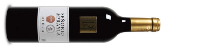 Señorio de Prayla Rioja DOCa Tinto 2012