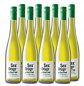 Emil Bauer Sex Drugs & Rock'n Roll Just Riesling 2014