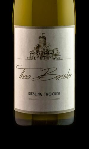 Theo Bassler Riesling trocken