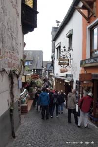 Drosselgasse in Rüdesheim