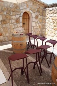 Weinprobe auf Mallorca