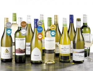 12 Sauvignon Blanc Weine im Probierpaket