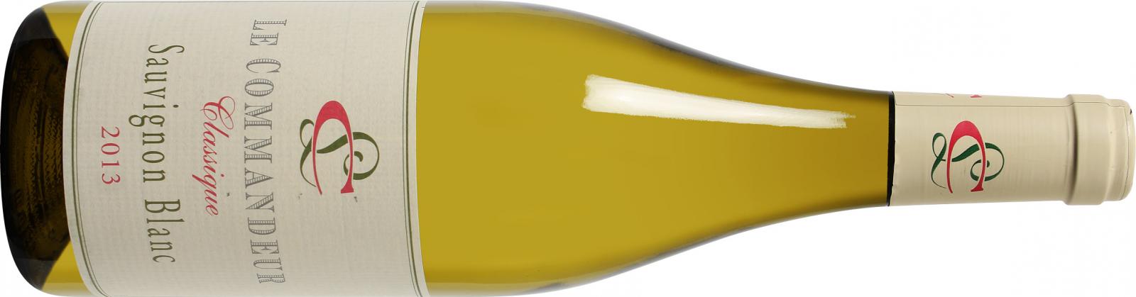 Le Commandeur Classique Sauvignon Blanc 2013