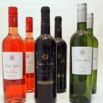 3×2 Flaschen Casa Safra Weine im Angebot