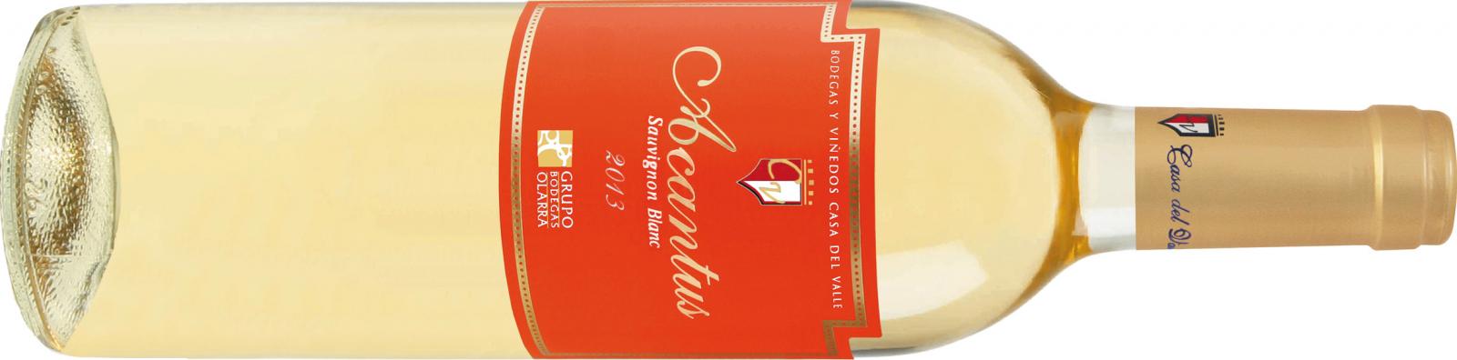 Acantus Sauvignon Blanc 2013
