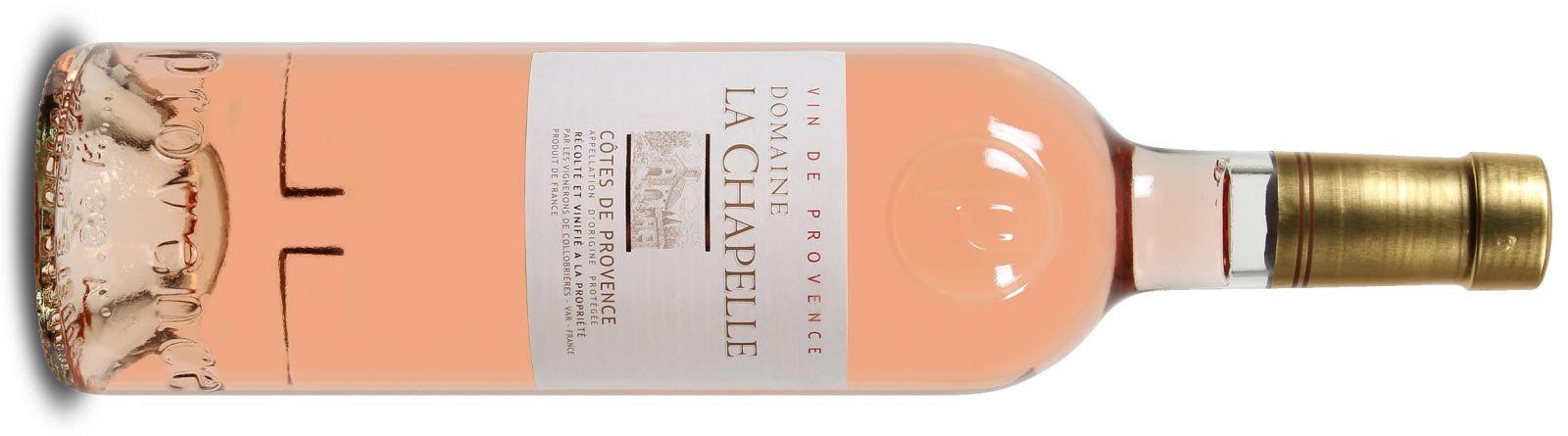Domaine La Chapelle Côte de Provence AC Rosé