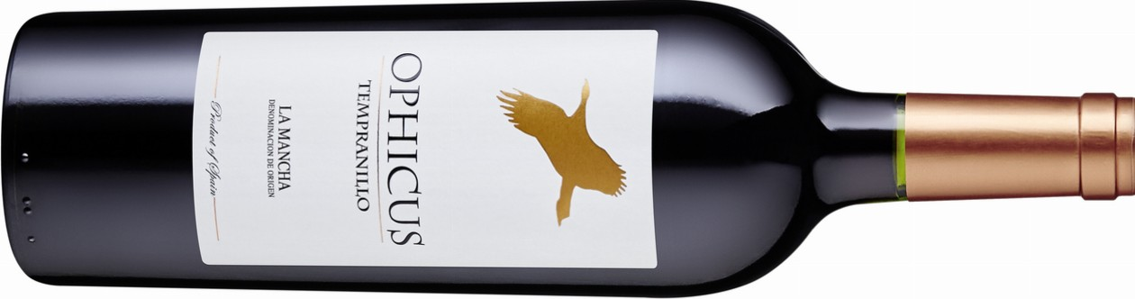 Ophicus Tempranillo 2012