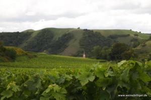 Idyllische Weinlagen am Kaiserstuhl