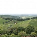 Blick ins Tal von Durbach