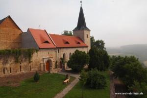 Ehemalige Klosteranlage mit Kirche