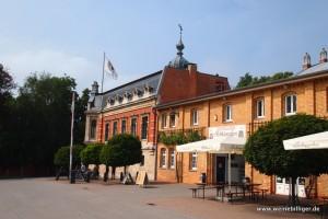 Sektkellerei Rotkäppchen-Mumm in Freyburg