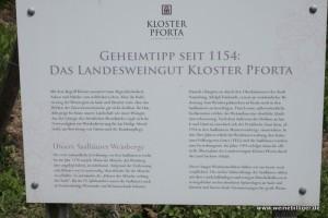 Geheimtipp Kloster Pforta