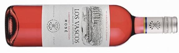 Los Vascos Cabernet Sauvignon Rosé 2014