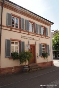 Weingut Dr. Heger in Ihringen