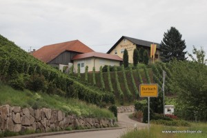 Weingut Andreas Laible in Durbach