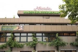 Affentaler Winzergenossenschaft in Bühl