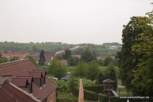 Blick vom Deutschen Weintor