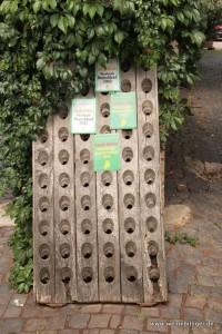 Das Weingut Thörle hat zahlreiche Prämierungen erhalten.