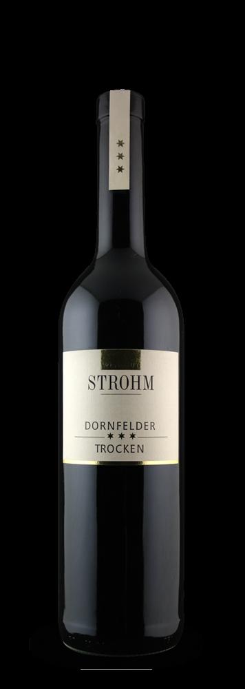 Dornfelder trocken Barrique*** 2011 vom Weingut Strohm