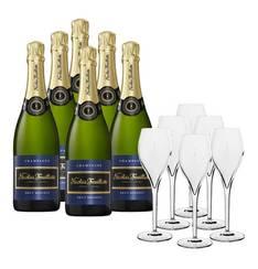 Champagner Nicolas Feuillatte Réserve Brut