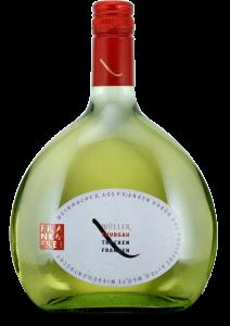 Frank & Frei Müller-Thurgau trocken 2013 vom Weingut Dr. Heigel
