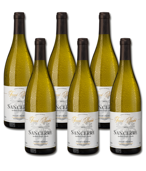 Sancerre Sauvignon Blanc 2013 von Fromont-Moindrot