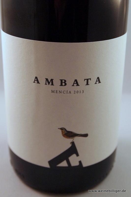 Ambata Mencia 2013