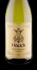 Weingut Hauck Weißer Burgunder trocken 2013