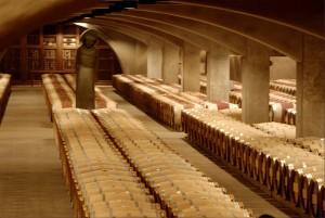 Weinkeller der Robert Mondavi Winery
