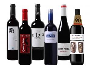 Wein Probierpaket Robert Parker
