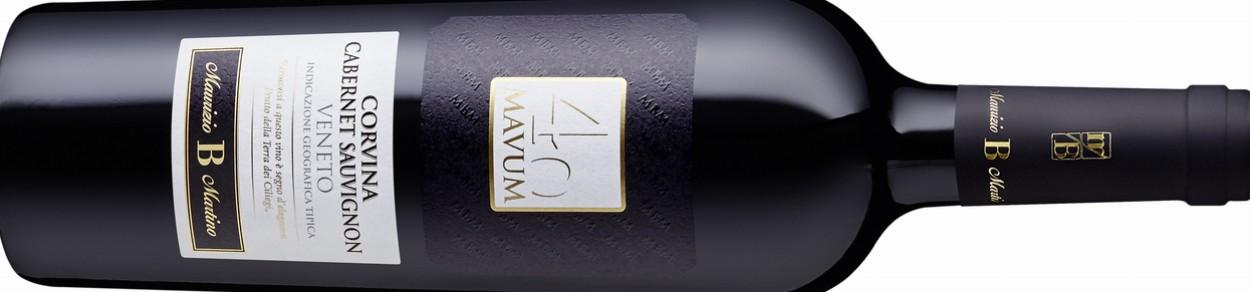 Mabis Corvina & Cabernet Sauvignon Mavum 2012