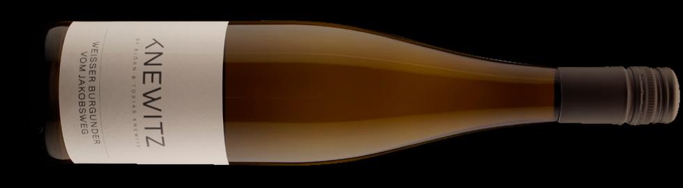 Knewitz Weißer Burgunder Vom Jakobsweg 2014