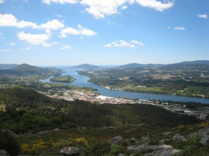 Vinho Verde Wein aus Minho in Portugal
