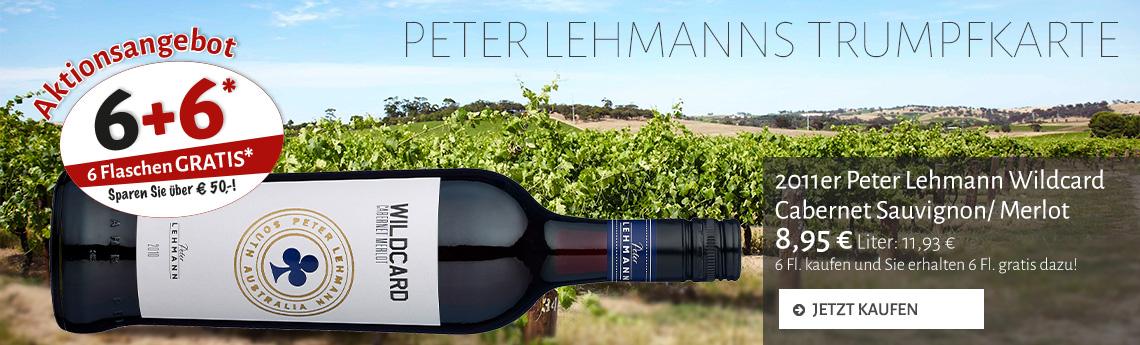 Peter Lehmann Wildcard Cabernet Sauvignon Merlot