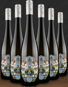 Queen Victoriaberg Riesling 2014