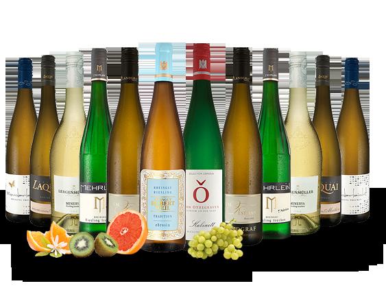 Riesling Wein-Vorteilspaket
