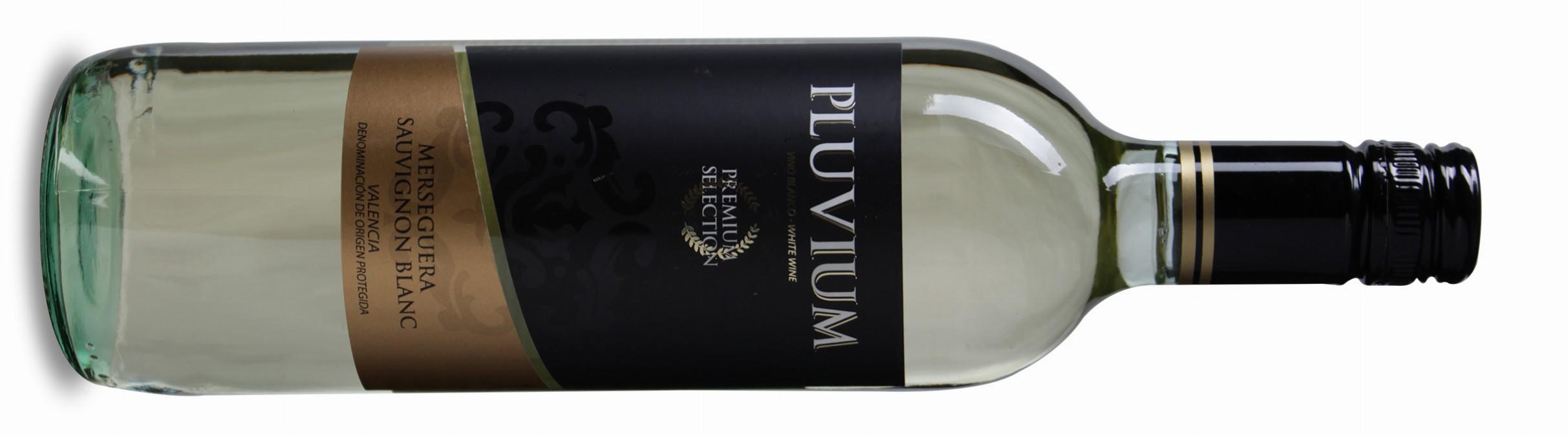 Pluvium Merseguera-Sauvignon Blanc 2014