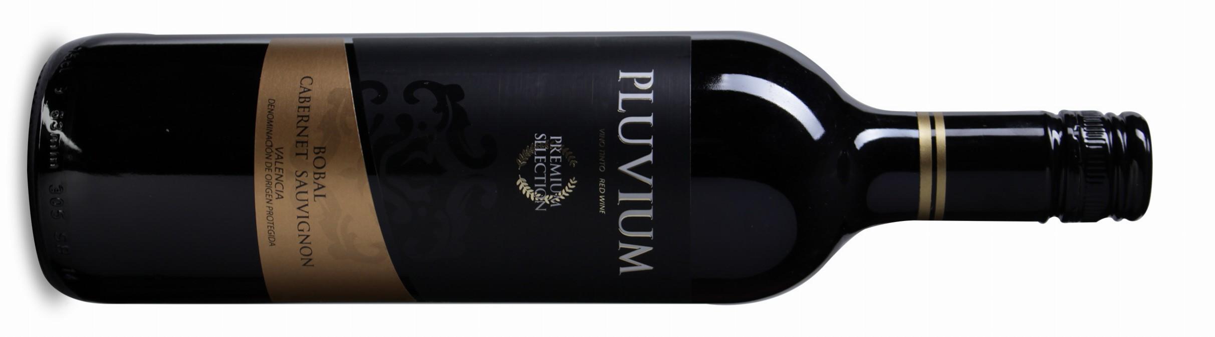 Pluvium Premium Selection Bobal-Cabernet Sauvignon 2014