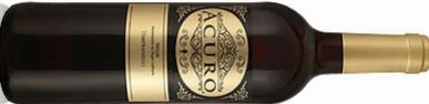 Bodegas del Medievo Rioja Tempranillo Acuro D.O.C. 2014
